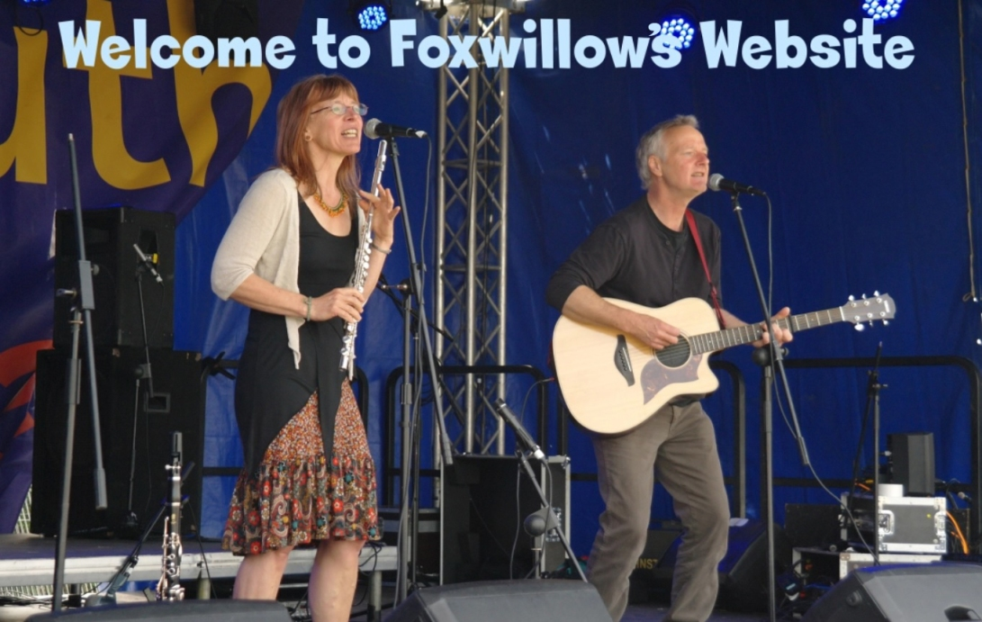 Foxwillow Welcome